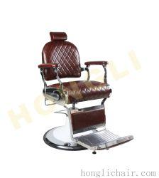 Salon apparatuur meubilair Vintage kappersstoelen voor kapper Winkelstoel