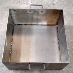 티타늄 탱크 Ta2 티타늄 전해액 세포 강력한 산 알칼리 내부식성 티타늄 배럴 방지 Aqua Regia 티타늄 배럴 공장