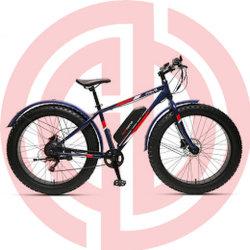 48V 500W 26 Zoll Elektro Mountain Bike Fat Tire eBike