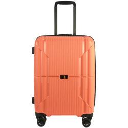 2019 Nouvelle conception de 100%PP la simplicité de gros bagages Trolley de voyage