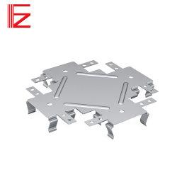 Nach Maß Präzisions-Blech-Herstellungs-Stahlaluminium-Laser-Ausschnitt-verbiegende Schweißens-Service-Blech-Herstellungs-Arbeit