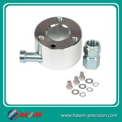 Caliente la venta de productos de precisión de la alúmina anódico Nc girando las piezas de repuesto/moto/equipos de automatización/piezas mecanizadas
