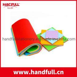 80gオフセットペーパー装飾的な制作するか、または包むか、または覆うことのためのカラーによって印刷されるクレープ紙
