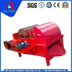 Récupération des résidus Rckw Séparateur magnétique pour l'argent or Benefication concentrés de minerai de plante
