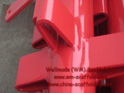 Les trames Consruction forme Scaff Kwik Phase verticale standard d'Échafaudage