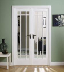 2020 Porte in legno solido progettate in legno massiccio Porte in vetro smaltato Design Highend Last Design per Home Livingroom Europe stile di mercato