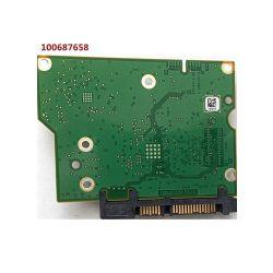 China PCB de sintonizador de TV da placa de TV Placa de Circuito Eletrônico PCB de profissionais para televisão digital Placa PCI