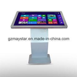55 polegada livre 3G de tela de toque LCD Full HD leitores do AD