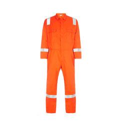 Sicherheit Nomex feuerbekämpfende feuerfeste flammhemmende Arbeitskleidungs-Klage-Uniform