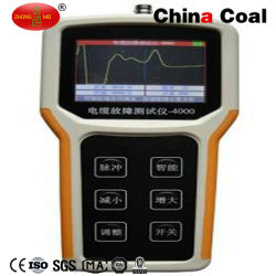 4 km de câble de communication Automatique Portable localisateur de défaut de l'antenne analyseur testeur