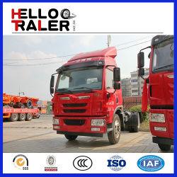 4X2 chino FAW Heavy Duty Truck Tractor Diesel Camión Tractor