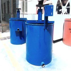 Le mélange de l'Agitation / baril pour le minerai de cuivre Usine de portance