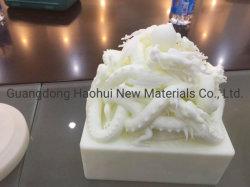 plastica curabile UV materiale della resina della stampante 3D