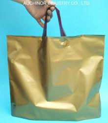 Дизайн клиента трос ручки пластиковый мешок для покупок