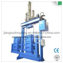 Y82st-63yf hydraulisches Kleidungs-Gewebe gepresste Ballenpresse (CER)