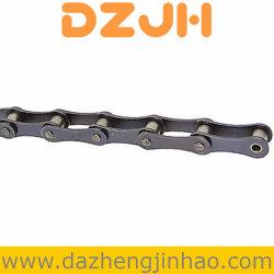 La norme ISO 1275 Double Chaîne à rouleaux de pas variable pour la transmission de puissance