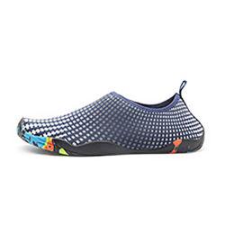Jinjiang usine Nom de marque de gros de l'eau personnalisé des Chaussures pour Hommes Femmes