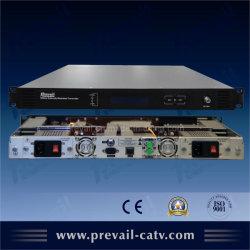 1550nm CATV equipo transmisor óptico