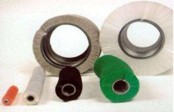 A indústria da borracha plástico Limpeza Daylife rolo de pintura metálica escovas de Nylon