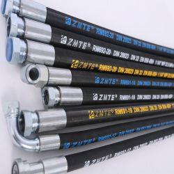 42MPa hydraulique haute pression de flexible de 4 fils