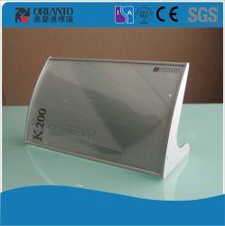 K200 convexo signo mesa modular de aluminio