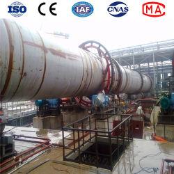 La calcination four rotatif de grande capacité de la machine pour la fabrication du ciment