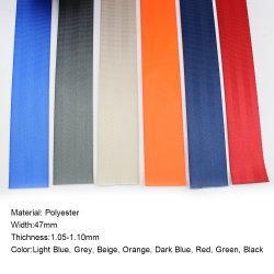 Cintura di sicurezza di alta qualità nastro colorato
