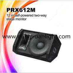 전문가에 의하여 강화되는 DJ 스피커 모니터 스피커 상자 Prx612m