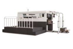 Die-Cutting automatique et le pliage de la machine, Die-Cutter pour carton ondulé