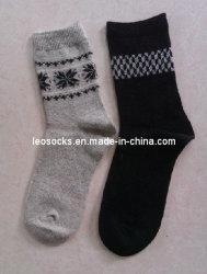 Les hommes chaussettes de laine mérinos la cheville