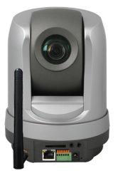 Zoom óptico 27X WiFi H. 264 PTZ Dome cámaras IP para interiores, la seguridad del hogar (IP 109HW)