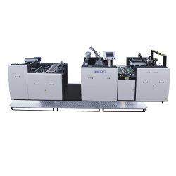 Yfma-590 высокого качества Автоматический температурный лист на лист фотопленку Auto Auto подачи режущего Post-Press машины ламинирования бумаги формата A4 обработки машины для ламинирования