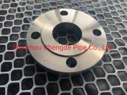 Tubo de plástico de alta calidad del tubo de UPVC La brida ciega Brida ciega UPVC Ts van de brida Brida de UPVC Piedra DIN estándar para el suministro de agua PN10Cdfl071