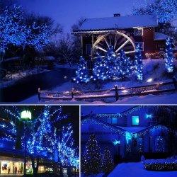 خارجيّة مسيكة عطلة يزيّن مهرجان [110ف/220ف] [مولتيكلور] [لد] عيد ميلاد المسيح خيط أضواء