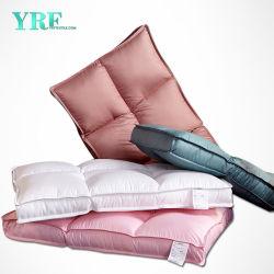 Maison de luxe PRODUITS Tissu de coton doux oreillers décoratifs goulot de remplissage en microfibre oreiller