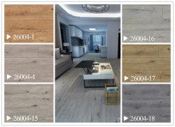 Eco-Friendly 100% chão impermeável 4mm, 5mm, 6mm almofada traseira de vinil Cep Clique Flooring