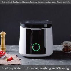 Pulitore ultrasonico della verdura & della frutta/macchina di disinfezione della frutta e verdura del purificatore
