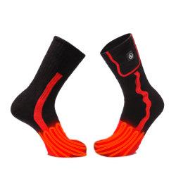 Custom толстый зимний отдых с подогревом носки теплые носки