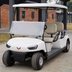 Wuling Brand Electric Golf Carts Club Car 2021 أوكازيون ساخن أسعار 4 مقاعد