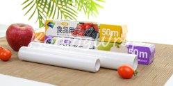 China melhor agregado fresca de plástico para alimentos Filme não finalizar o PVC Filme