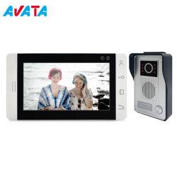 Campanello collegato intelligente video Doorphone collegato Interphone dei sistemi di obbligazione domestica video