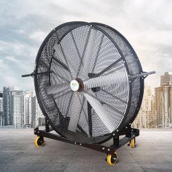 La actividad comercial de bajo ruido de alta eficiencia de pie Ventilador de Suelo Industrial