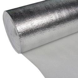 رقائق الألومنيوم طبقة رقيقة مركّبة قماش إيبي منسوجة مع طبقة رقيقة للتغليف الكابل الميكانيكي
