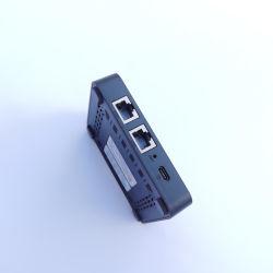 Hot Sale Point d'accès sans fil utilisant la carte SIM 2 ports RJ45