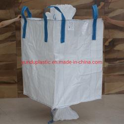 1 borsa Jumbo da tonnellata/Big Bag/FIBC Bag/Bulk Bag 1000 kg 1500 kg 2000 kg Baffle Q-Bag Conconduttiva Big Bag antistatiche Super plastica Sacco