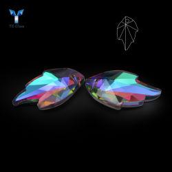Kristallen de Van uitstekende kwaliteit van de Charme van de Parels van het Glas van de Tegenhanger van het Kristal van de Manier van de Douane van de kleur