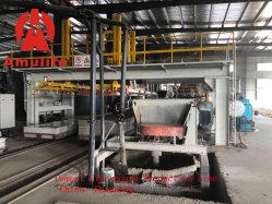 석고 보드 생산 라인 또는 장비를 만드는 섬유 시멘트 널 칸막이벽