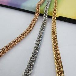 Оптовая торговля золотом серебряные украшения Шопена цепь цепочка для мода подарок оформление дизайн
