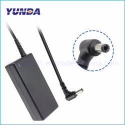 Adaptador de CA para Toshiba 19V 2.37A 45W Cargador Cable de alimentación portátil 5.5X2.5mm