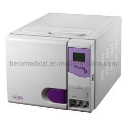 Стоматологическая автоклав класса B Паровой стерилизатор для стола с ЖК-дисплеем и встроенными в принтер